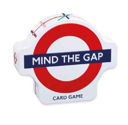 Mind the Gap Card Game by Gibsons